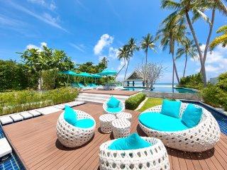 Villa Beachfront Baan Paradise