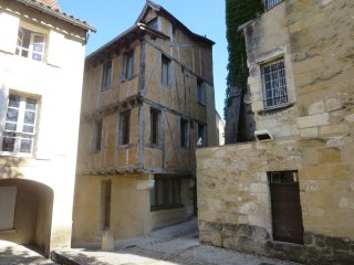Beautiful medieval town house