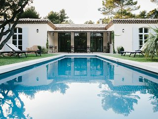 Belle villa au calme  à 5 km d'Aix en Provence