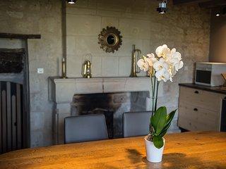 Gite Les Orchidees de la Loire Montsoreau SAUMUR