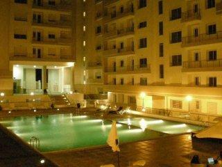 appartement luxe avec piscine