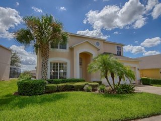 Gorgeous 6 bedroom 4.5 bath Resort home 2.5 miles to Disney from $243nt