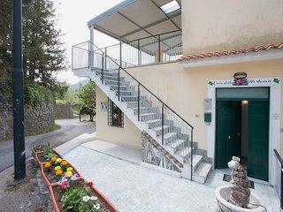 casa delle hortensie, Tramonti