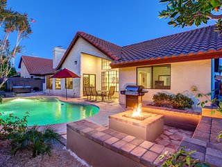 NEW! 4BR Scottsdale House w/ Pool, Spa & Fire Pit!