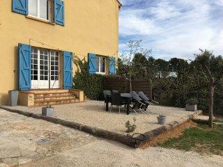 Charmant T3 dans villa au calme tout confort proche Aix - centre ville 3 km