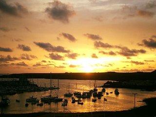 Magnifique loft first line Las Galletas / vue coucher de soleil sur l'ocean