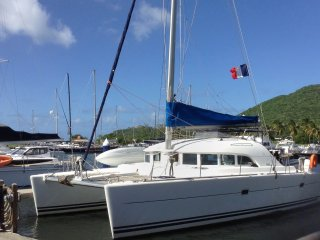 s/v Timaiao, Catamaran Lagoon 380 with 3 double double cabin, for 6 guests max.