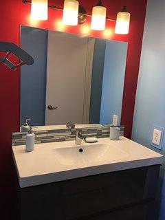 Vanity - Master Room