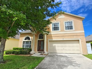 Lovely 4 bedroom 3 bath home with private pool and game room from $163nt