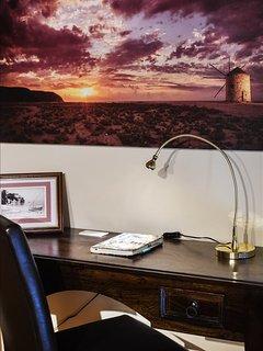 Loft's laptop desk