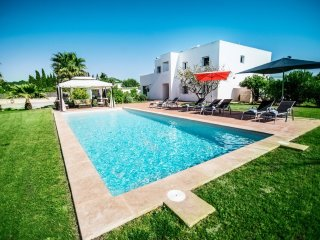 "Luxury Villa in ""The Best Location of Ibiza"""