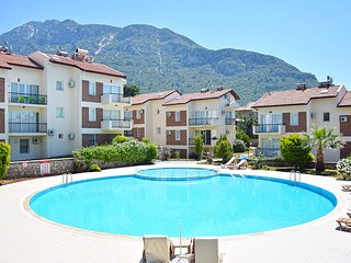 Two bedroom duplex apartment for family holidays