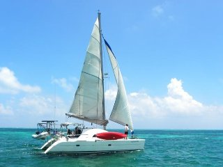 San Blas Adventure on the Catamaran NOMAD, El Porvenir