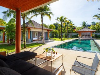 Benjamas Phuket Luxury Villa, Bang Tao Beach