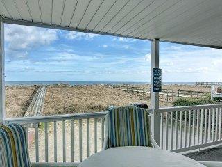 Oceanfront Condo in Carolina Beach- Pet Friendly