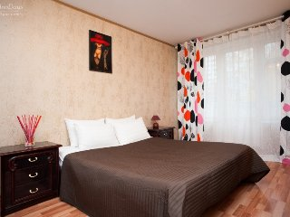 Apartments in Moscow. Subway st. Belyaevo