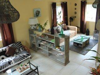 Ti La Caze Coco: Maison, voiture et piscine privée
