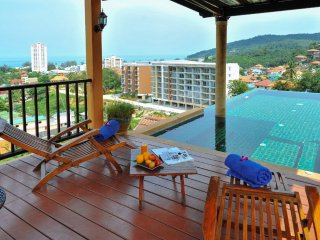 Karon Beach 6 Bed Seaview Villa