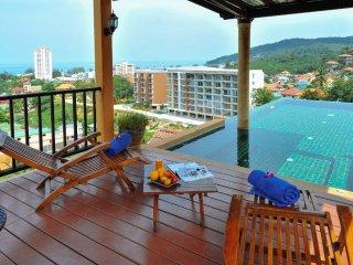 Karon Beach Seaview 3 Bed Villa