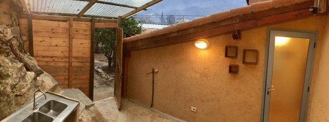 Private terrace/patio