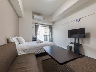 Clean & relaxing apt!/5mins.walk station/Skytree!, Sumida