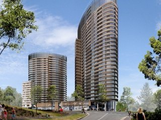 Sydney Olympic Park Amazing View 2 Bed APT+FREE CAR PARK