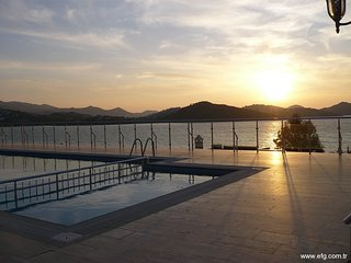 Bodrum Yalikyavak Villa With Shared Wimming Pool # 235