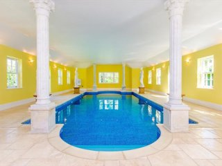 Luxurious Heated Indoor Pool