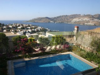 Bodrum Yalıkavak Villa  With Sea View And Private Swimming Pool # 258