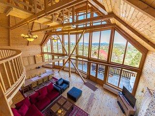 Carpathian Log Home 2