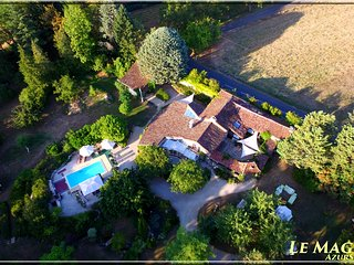 Le Magnolia is a great holiday house in Les Arques, Lot, France