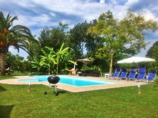 Villa Il Forte - Appartamento al piano terra con grande giardino e piscina