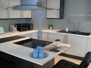 Luxury 2 bed Apt in CIty Centre, Manchester