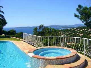 Honor 210981 villa with beautiful view, heated pool 12 x 4 mtr, air conditioning