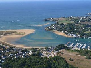 A 12' des plages de Guidel, 6 couchages dans une longère bretonne restaurée