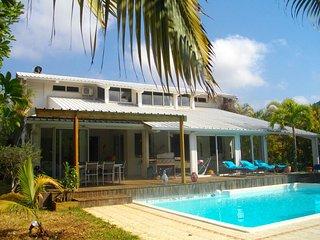 Kaz Héliconia haut de villa 4 chambres