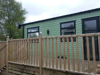 2 bedroom static caravan based at Wooler Northumberland