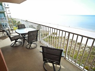 Sand Castle II Beachfront Premium Condo # 701