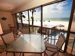 Sand Castle III Beachfront Premium Condo # 202