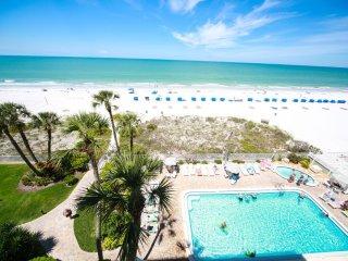 Sand Castle I Beachfront Premium Condo # 608