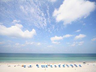 Sand Castle II Beachfront  Premium Condo # 603