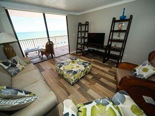 Sand Castle II Beachfront Premium Condo # 503