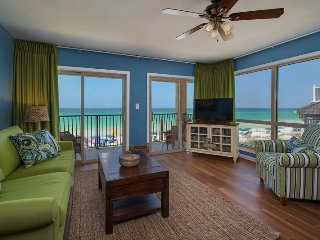 Beach Front! Wow Views: 2 Walls of Windows! All Brand New ~ West End Unit!