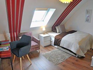 Frankfurt Bed and Breakfast Einzelzimmer für Messe, Beruf & Urlaub
