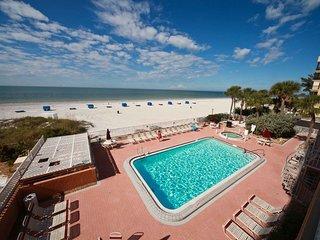 Sand Castle II Beachfront Standard Condo # 302
