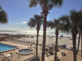 Sand Castle II Beachfront Premium Condo # 206