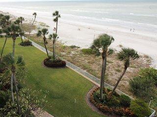 Sand Castle I Beachfront Standard Condo # 607
