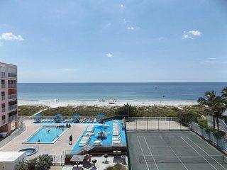 Reef Club Beachfront Premium Condo # 409