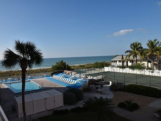 Reef Club Beachfront Standard Condo # 205