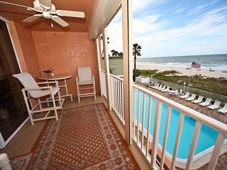 Sand Castle II Beachfront Premium Condo # 301